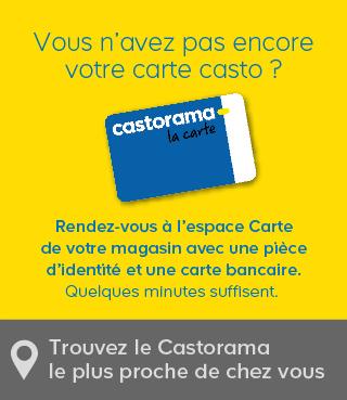 Carte Castorama Offre Bienvenue.Castorama