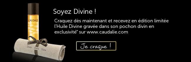 Soyez Divine: je craque !