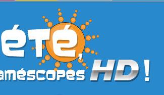 équipez-vous en caméscopes HD !