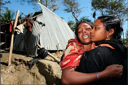 Bangladesh apportez votre aide aux victimes du cyclone !